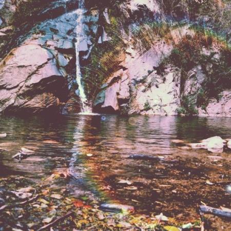 Scenery (Sturtevant Falls, CA)