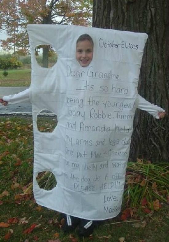 Homemade Halloween Costume.Homemade Halloween Costume Ideas Thriftyfun
