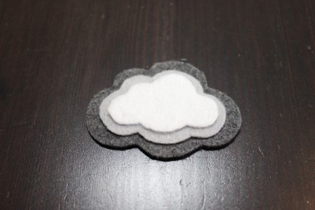 glue clouds together