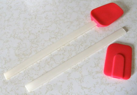 Recycled Replacement Spatula Handles