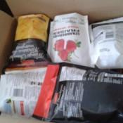 Zip Bags as Air Packets