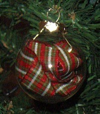 Decorated Glass Ornaments