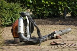 Gasoline Powered Leaf Blower