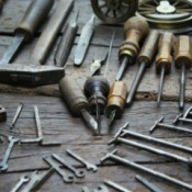 Vintage Craft Tools