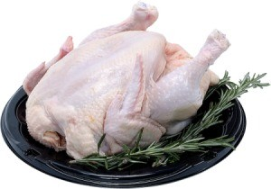 Thawed Turkey