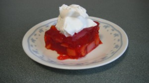 Fruit Cocktail Jell-O