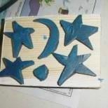 Making Linoleum Block Prints