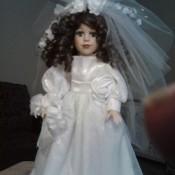 Bride doll.