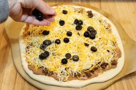 add olives