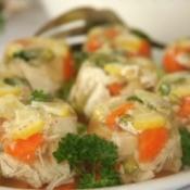 Chicken Gelatin Salad