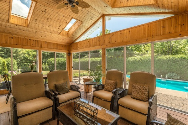 Winterizing A Screened Porch