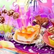 Birthday Party Centerpiece