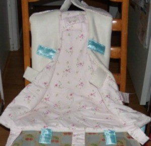 Taggie Baby Blanket