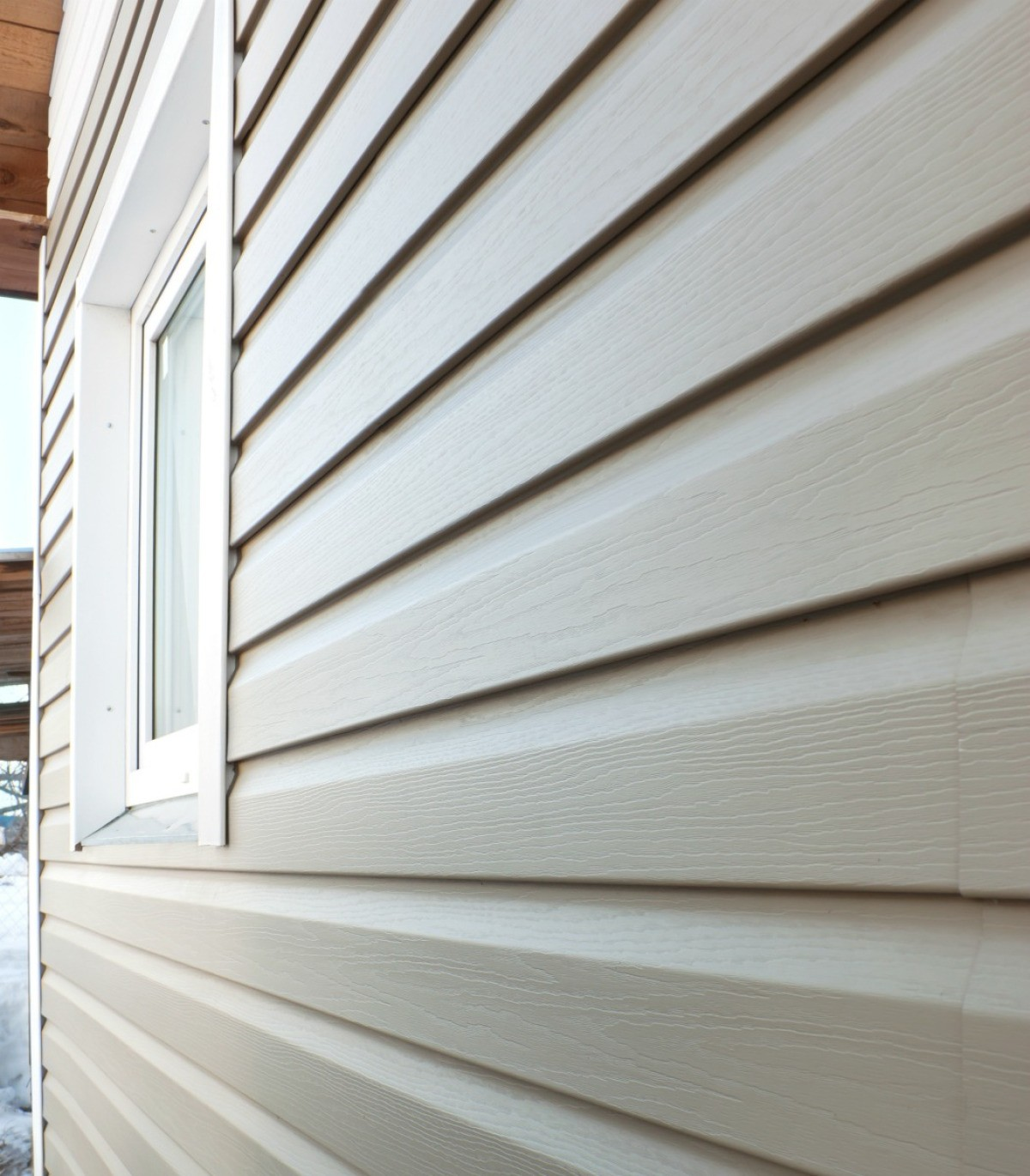 Removing Wood Stain From Vinyl Siding