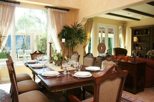 Protecting Your Dining Room Table