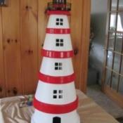 Terra Cotta Lighthouse