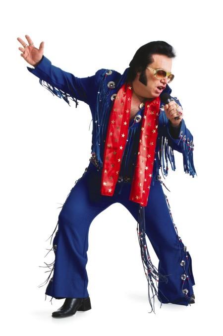 Elvis costume