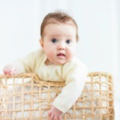 photo of an infant