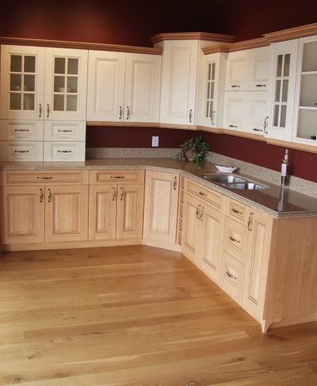 Glazing Kitchen Cabinets Thriftyfun