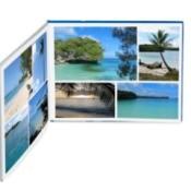 Photos Glued in Photo album