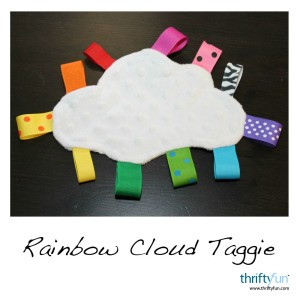 Taggie Baby Toy