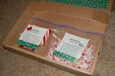 Candy Cane Puzzle