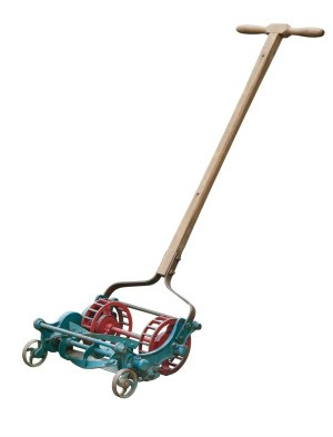 Antique Lawn Mower