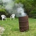 burn barrels
