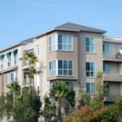 California Apartment Complex