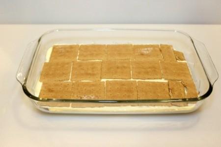 graham cracker layer 2