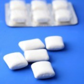 Gum With Aspartame