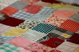 Colorful Block Quilt