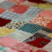 Colorful Block Quilt
