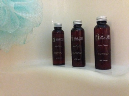 Vacation Memories with Hotel Toiletries