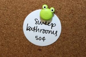 Button Bulletin Board Pin