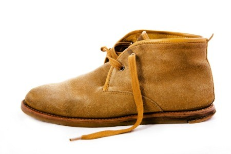 how to clean stains out of suede