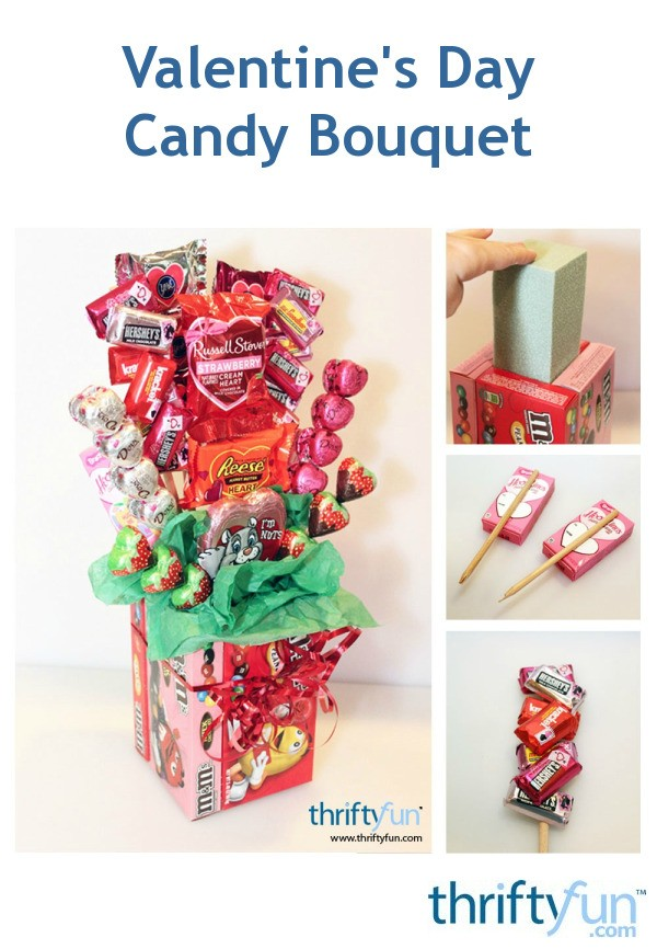 how to make your own chocolate bouquet
