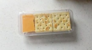 Reusing Crisco Shortening Packaging