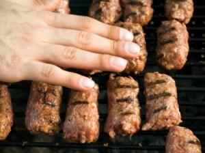 Grilled Meat Loaf