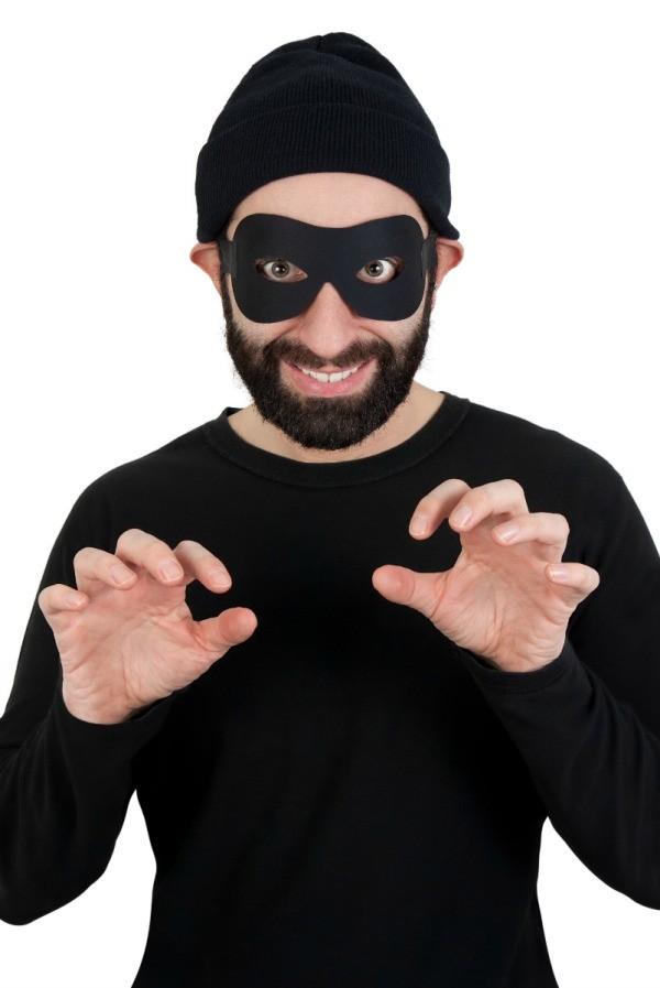 Scary Dark Place Burglar Jokes | Thrift...