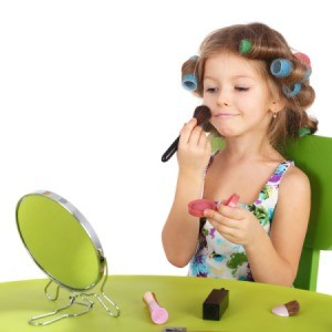 Girl Playtime Make-up