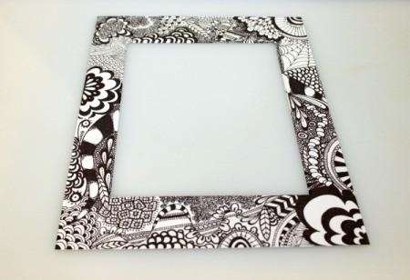 zen tangle frame
