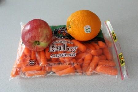 Buy Healthy Snacks When Traveling