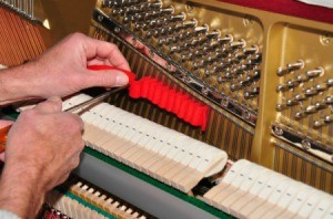 Tuning Piano