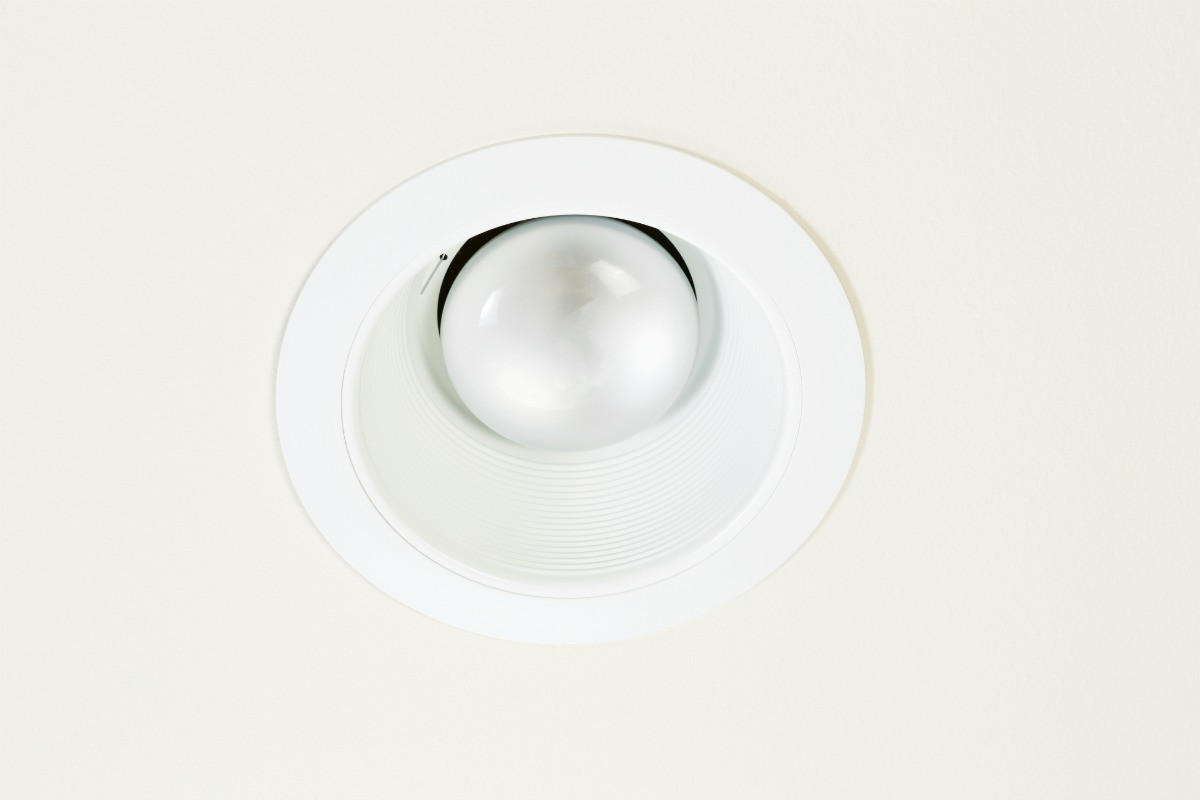 Changing A Light Bulb In High Ceiling