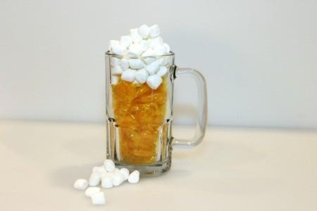 Butterscotch Candy Beer Mug