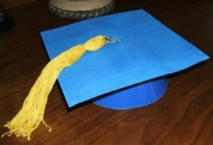 Mini Graduation Cap