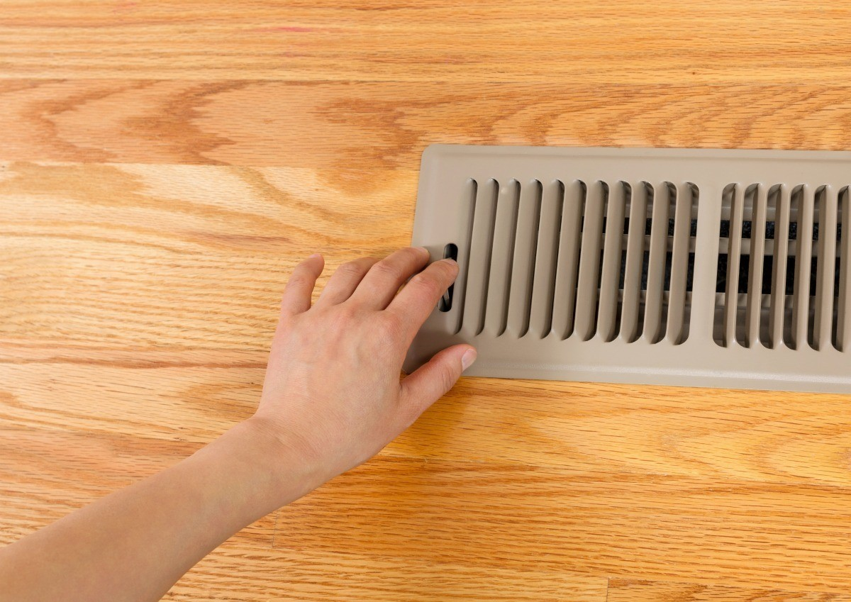 Removing Urine Odors From an Air Vent | ThriftyFun