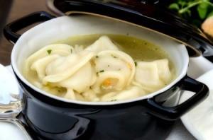 Beef Ravioli Soup