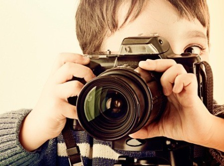 Have Child Take Photos